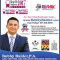 Bobby Baldor, Real estate agent in Orlando