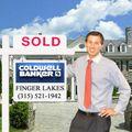 Matthew Parrott, Real estate agent in Geneva