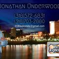 Jonathan Underwood, Real estate agent in Bossier City