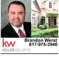 Brandon Werst, Real estate agent in