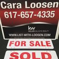Cara Keller Williams, Real estate agent in Cambridge