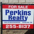 Perkins Realty, Real estate agent in Duncan