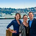 The Johnsons, Real estate agent in Seattle