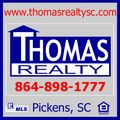 Michael Thomas, Real estate agent in Pickens