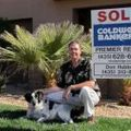 Donald Hubbell, Real estate agent in St George