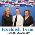 Richard Froehlich, Real estate agent in