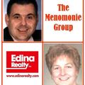 Jeff Hoel and Robyn Morin, Real estate agent in Menomonie