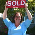 Teresa Peterson, Real estate agent in Plymouth