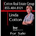 Linda Cotton, Real estate agent in Reston