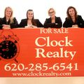 Clock Realty, Real estate agent in Larned