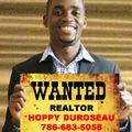 Hoppy Duroseau, Real estate agent in Aventura
