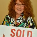 Penny Robinson Huddle, Real estate agent in Westerville
