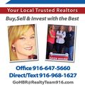 Ruth Carter, Real estate agent in Sacramento