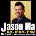Jason Ma, PhD, Real estate agent in Huntington Beach