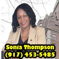 Sonia Thompson, Real estate agent in Briarwood