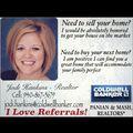 Jodi Hankins, Real estate agent in Abilene