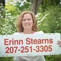 Erinn Stearns, Real estate agent in Kennebunk