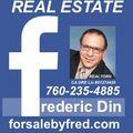 Frederic Din, Real estate agent in El Centro