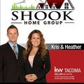 Heather Karl Shook & Kris Shook, Real estate agent in University Place