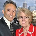 Debbie and Salvador Arriero, Real estate agent in Charlotte
