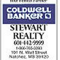 Coldwell Banker Stewart Realty, Real estate agent in Natchez