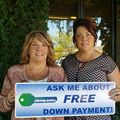 Katie Gillespie and Diane Ryan, Real estate agent in Fernley