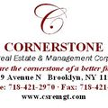 Cornerstone Real Estate & Mgmt, Real estate agent in BROOKLYN