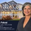 Ranna Fekrat, Real estate agent in Anchorage