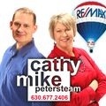 Cathy & Mike Peters, Real estate agent in Sugar Grove
