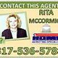 Rita McCormick, Real estate agent in Indianapolis