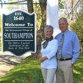 Joan & Paul Robinson, CRS, GRI, Real estate agent in Southampton
