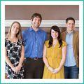 Kate & Ben Wille and Spencer Voris, Real estate agent in Portland