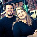 Dustin & Jenny Hinkle
