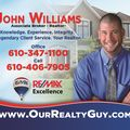 John Williams Team; RE/MAX Excellence, Real estate agent in kennett Square