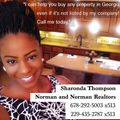 Sharonda Thompson, Real estate agent in Conyers