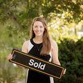 Alyssa Holmes, Real estate agent in