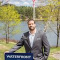 Jonathon Seguin, Real estate agent in Lake Placid