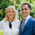 Monique and Joe Carrabba, Real estate agent in Beverly Hills