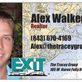 Alex Walker, Real estate agent in Charleston