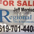 Jeffrey Morrison, Real estate agent in San Diego