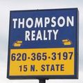 Kent Thompson, Real estate agent in Iola