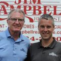 Jim Campbell and Ryan Pronto, Real estate agent in Newport