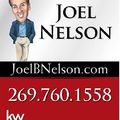 Joel Nelson, Real estate agent in Portage