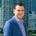 George Zamora, Real estate agent in Miami Beach