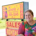 Anne Willis, Real estate agent in Crystal Beach