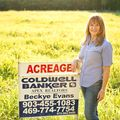 Beckye Evans, Real estate agent in Mckinney