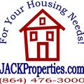 JACK Properties, Real estate agent in Woodruff