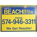 Larry Beach, Real estate agent in Winamac
