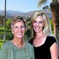 Joan Hobin and Carey Devlin, Real estate agent in Palm Desert