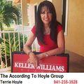 Terrie Hoyle, Real estate agent in Punta Gorda